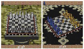 Трехмерные Шахматы Карпова